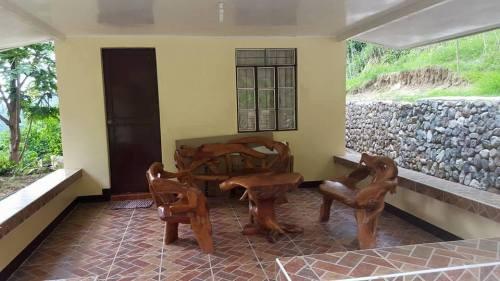 balcony- milagros cottage